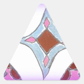 Peace Love Unity hakuna matata .png Triangle Sticker