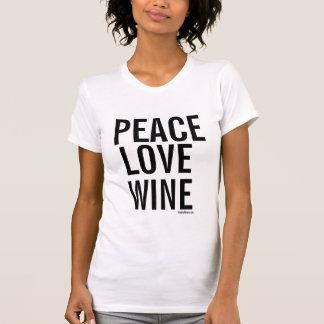 Peace, Love & Wine Tees