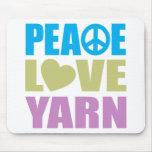 Peace Love Yarn