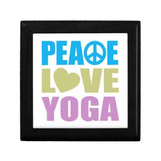 Peace Love Yoga Gift Boxes