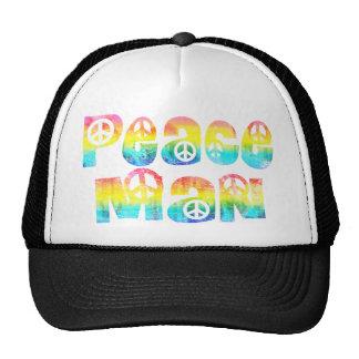 Peace Man Hat