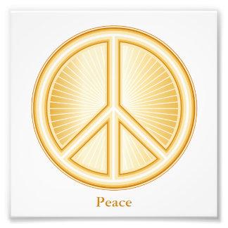 Peace Mandala Photo Art