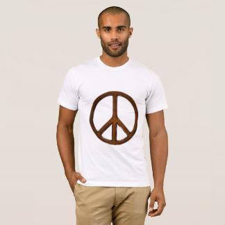 Peace men Tshirt