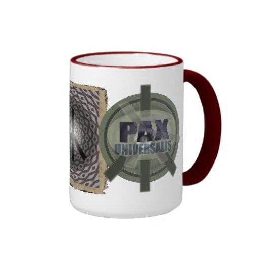 peace modern 001 mugs