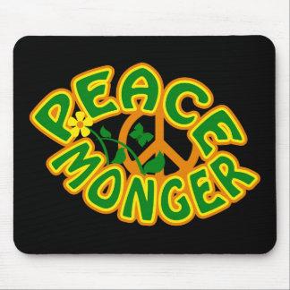 Peace Monger mousepad