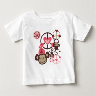 Peace Monkey Tshirt