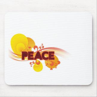 Peace Mouse Mat