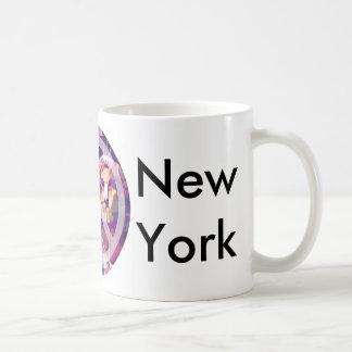 Peace New York Mugs