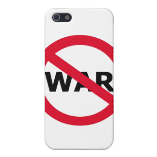 Peace No War Case For The iPhone 5
