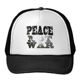 peace-not-war hat