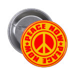 PEACE_NOW BUTTONS