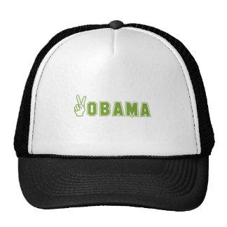 PEACE-OBAMA HATS