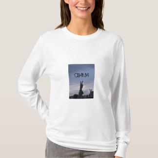 PeACE, OBAMA - Customized T-Shirt