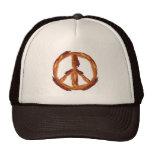 Peace Of Bacon Trucker Hat