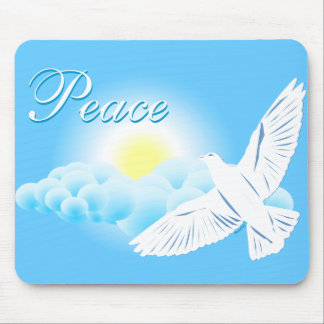 Peace of God Mouse Mat
