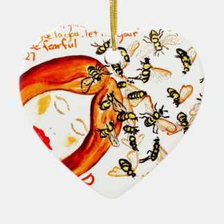 Peace Of Mind D Christmas Ornament