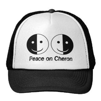 Peace on Cheron hat