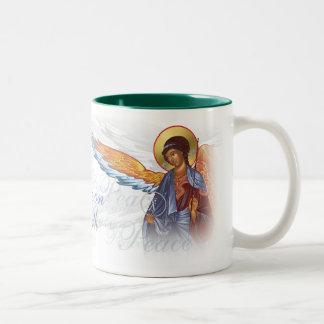 Peace on Earth Angels mug