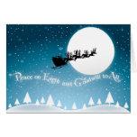 Peace on Earth Christmas Cards