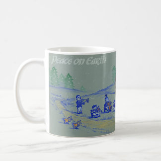 Peace on Earth Coffee Mug