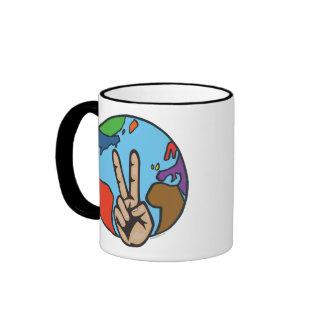 Peace on Earth Coffee Mugs
