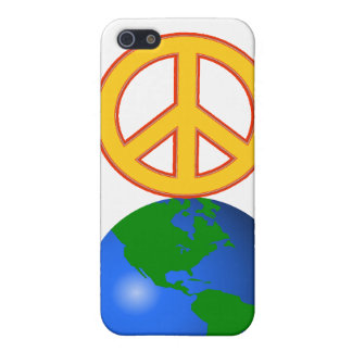Peace On Earth Cover For iPhone 5
