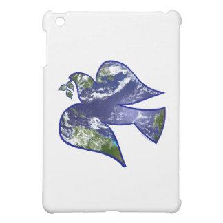 Peace on Earth Dove iPad Mini Cover