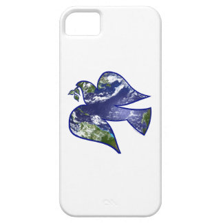 Peace on Earth Dove iPhone 5 Covers