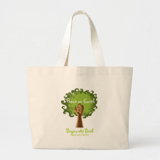 Peace on Earth... midwife Bags