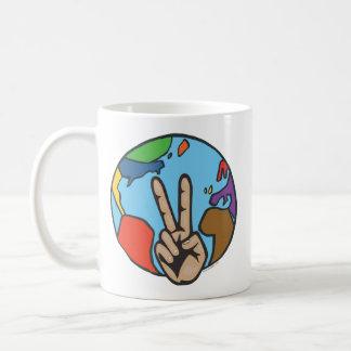 Peace on Earth Mugs