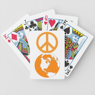 Peace on Earth Playing Cards