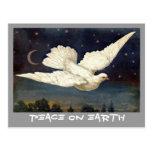 """Peace on Earth"" Postcard"