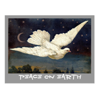 """Peace on Earth"" Postcard"