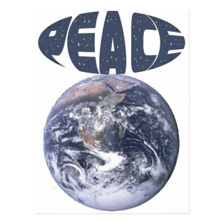 Peace On Earth Postcards