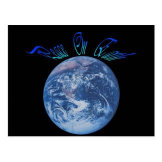 Peace on Earth Postcard
