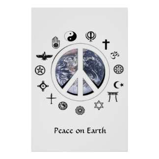 Peace on Earth Poster