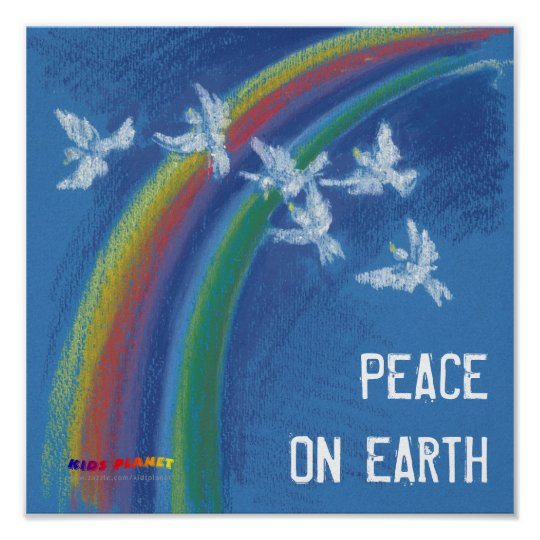 Peace on Earth - Poster