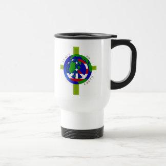 Peace On Earth Travel Mug 2