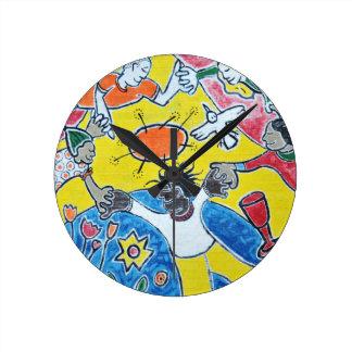 Peace on Earth Wall Clocks