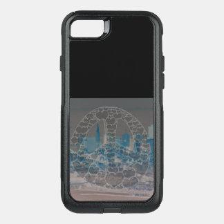 Peace OtterBox Commuter iPhone 8/7 Case