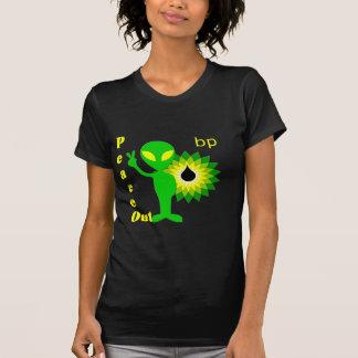 Peace Out Bp Tshirt