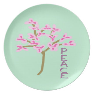 Peace Party Plates