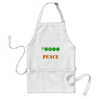PEACE, PEACE APRON