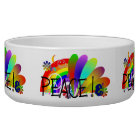 Peace Pet Bowl