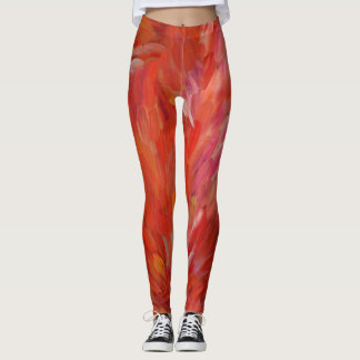 Peace Petals Leggings