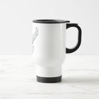 Peace Pidgeon Travel Mug
