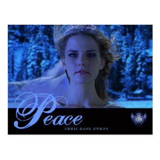 PEACE -Post Card Postcard