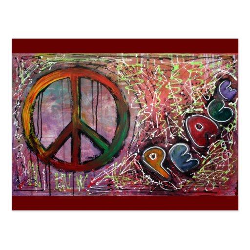 Peace Postcards
