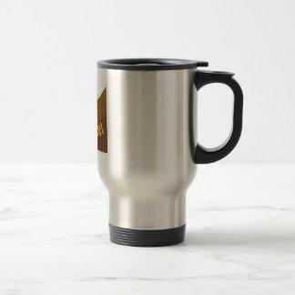 Peace & Quiet Stainless Steel Travel Mug