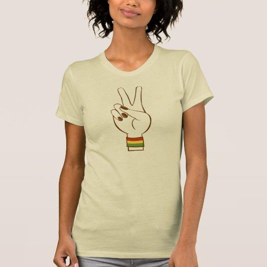 Peace Retro T-Shirt